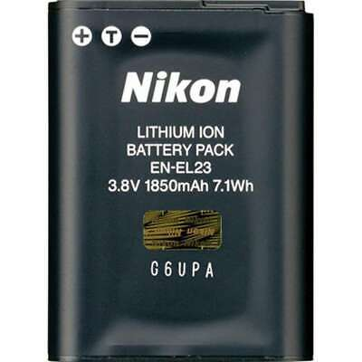 Nikon EN-EL23 Rechargeable Battery For Nikon B700,P610,P600,P900,S810c • 59£