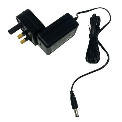 AC/DC Mains Power Adaptor/Supply/Charger/PSU 100MA/0.1 AMP 24 Volt Regulated 24v • 8.97£