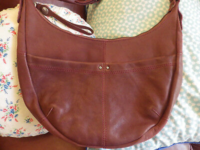 AU249 • Buy NOOSA AMSTERDAM Bag GENUINE WARRIOR Shopper In Wine