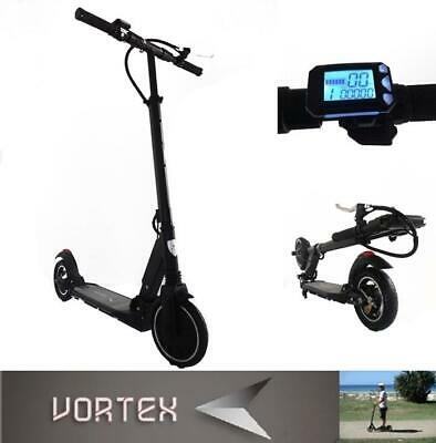 AU380 • Buy New Vortex Electric Scooter Adult Folding Suspension+ Drum Brake E Scooter 250W