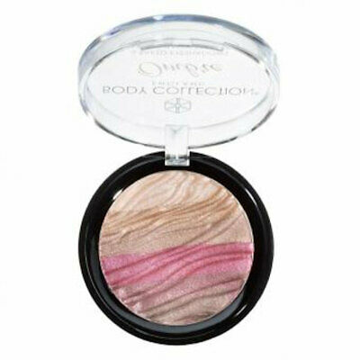 Body Collection Ombre Shadow - Eyeshadow Shimmer Colours 6 Glitter Bronzed Eyes • 3.49£