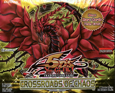 Yu Gi Oh! Crossroads Of Chaos CSOC-EN Cards - Singles - Monster Trap Spell Rare • 1.99£