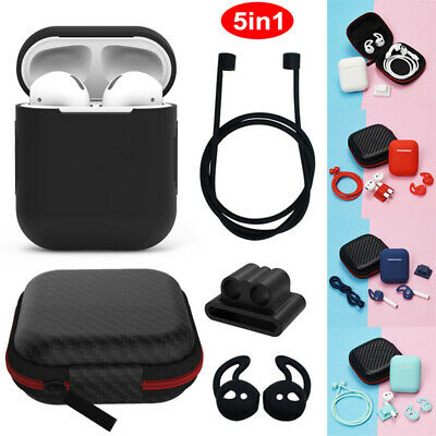 $ CDN5.20 • Buy For Apple AirPods Storage Bag Case Accessories AirPod Earphones Charging Cover