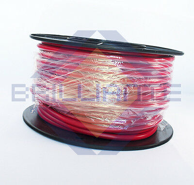 AU45 • Buy Battery Starter Cable 6 B&s 6b&s Red 10m 103 Amp 6bs B S Auto Wire 12v