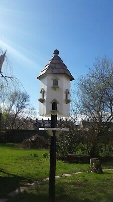 Dovecote Birdhouse Large Suitable For 9pairs Of Doves • 650£