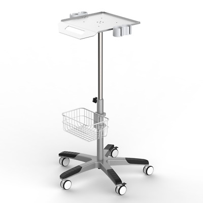 $439 • Buy Mobile Cart For Ultrasound Imaging System. OPTIONAL PRINTER SHELF,CABLE ARM FDA