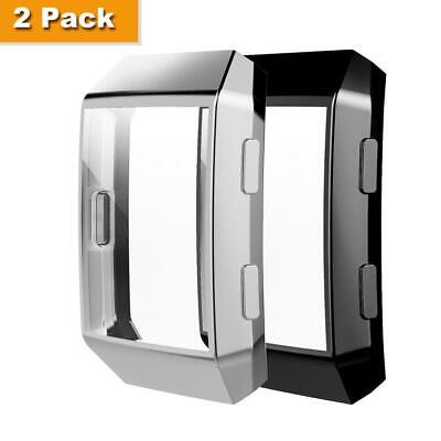 $ CDN94.32 • Buy Belyoung Fitbit Ionic Case, TPU All-Around Full Front Screen Protective Case For