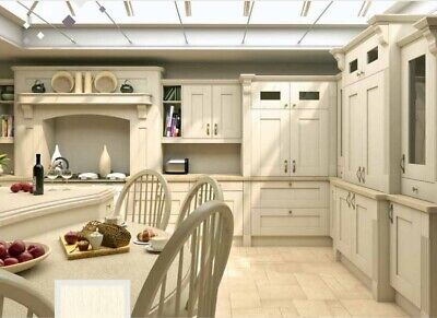Wilton By BA Cream Kitchen Doors Units And Accessories • 29.57£