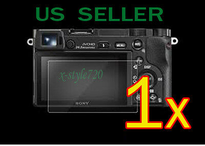 AU3.34 • Buy 1x Clear LCD Screen Protector Guard Cover Film For Sony Alpha A5000 A6000 Camera