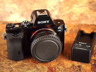 $ CDN1519.04 • Buy Sony Alpha A7S Digital Camera Body - Low Shutter Count
