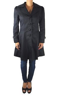 Gothic Victorian Steampunk Style Corset Lace Back Black Riding Coat • 34.57£
