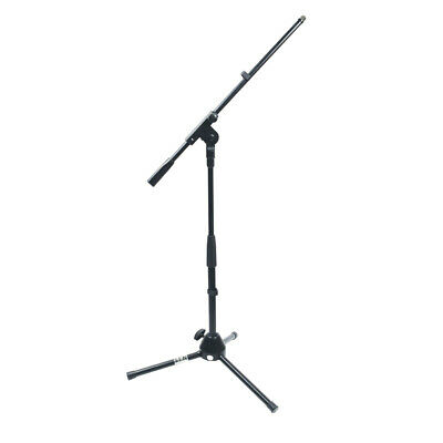 NJS NJS067 Low Level Microphone Stand With Boom Arm • 19.99£