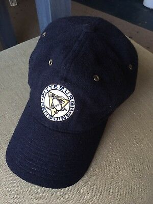2935cc3cc CCM Pittsburg Penguins Hockey Vintage Style Wool Blend Baseball Hat NHL •  14.99$