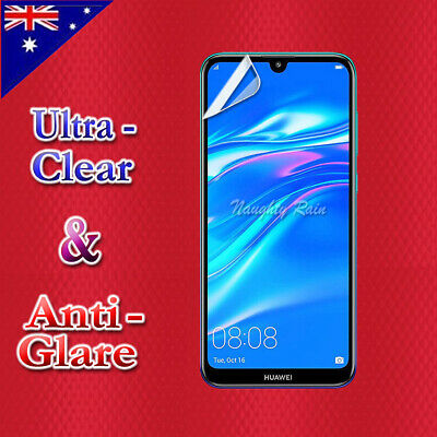 AU4.99 • Buy For Huawei Y7 Pro 2019 Clear & Anti Glare Matte Screen Protector Film Guard