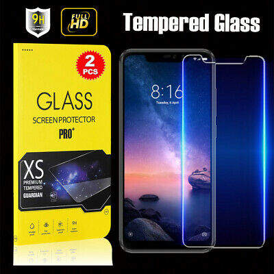 AU7.49 • Buy For Xiaomi Redmi Note 6 Pro Tempered Glass LCD Screen Protector Film Guard