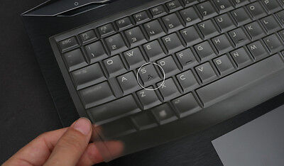 $ CDN11.06 • Buy Keyboard Skin Cover Protector For Dell Alienware 13 14 15 17 18 M15 M17 Area-51m