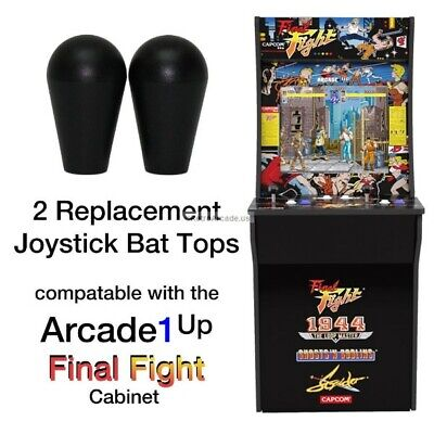 $11.95 • Buy Arcade1up Final Fight, Rampage, Jamma, MAME, 2 Joystick Bat Top Handles, New