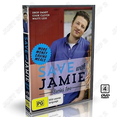 AU15.25 • Buy Save With Jamie Oliver Series 2 : Money Saving Meals 2-Disc Set : New DVD