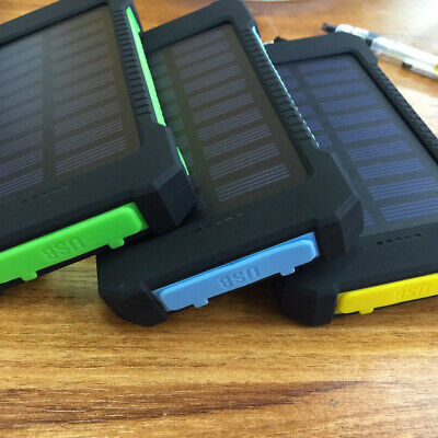AU11.98 • Buy For Power Bank Circuit Board Shell Kits Solar Charge LED Light 126090 Batteries