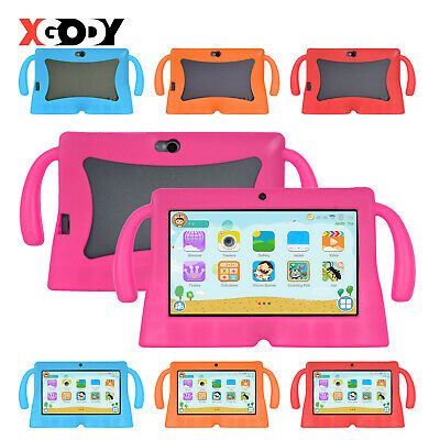 £50.88 • Buy XGODY Android Tablet PC 7  Inch Quad-Core 16GB IPS Bluetooth WiFi For Kids Child