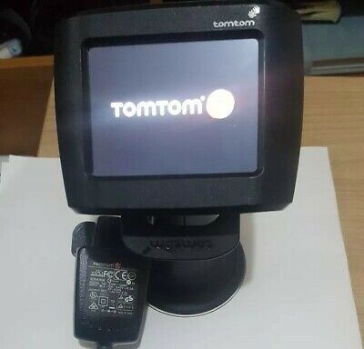 Vintage Tomtom One 400.001 With Holder & Charger • 9.99£