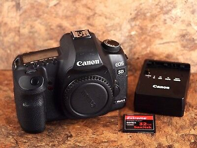 $ CDN938.41 • Buy Canon EOS 5D Mark II Camera + 32GB Card
