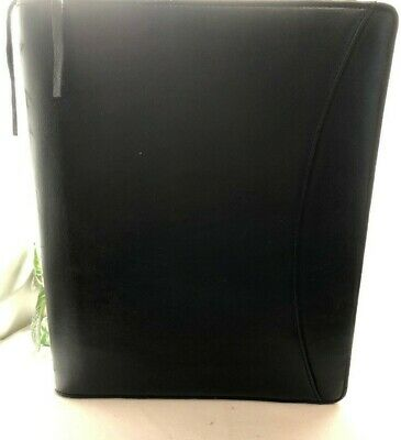 photograph regarding Day Runner Binder known as leather-based working day runner