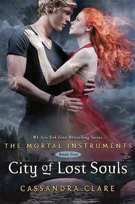 The Mortal Instruments 5: City Of Lost Souls By Cassandra Clare (Paperback, 2012 • 3.95£