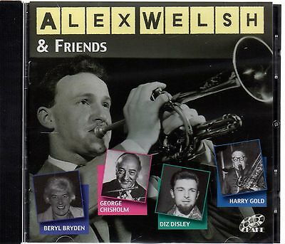 Alex Welsh - And Friends (brand New CD 2011) • 5.95£