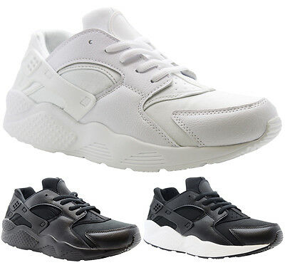 Ladies Women Sports Running Fitness Gym Air Shock Absorbing Trainers Shoes Size • 12.99£