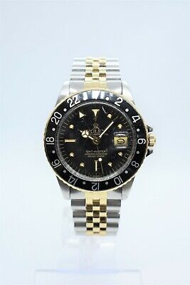 $ CDN12553.78 • Buy Rolex GMT Master Ref.1675 Two Tone Stainless Steel And Gold.