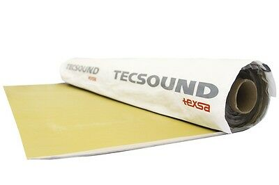 £63.95 • Buy ✅✅Tecsound 50 Acoustic Membrane - Soundproofing Walls, Floors And Ceilings