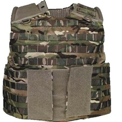 £29.99 • Buy British Army Surplus Mtp Vest Osprey Mk4 Armour Plate Carrier Paintballing