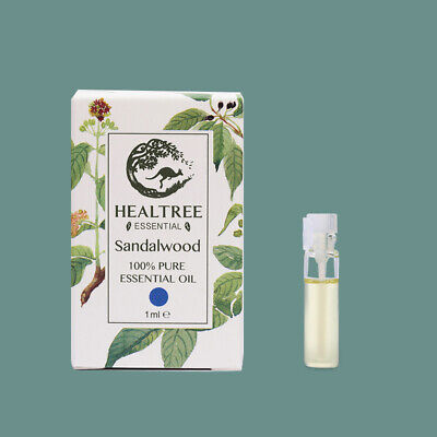 AU13.99 • Buy 100% Pure Sandalwood Essential Oil For Skin Care Diffuser Aroma Aromatherapy