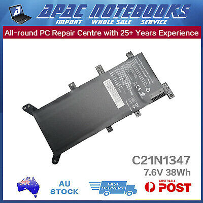 AU44 • Buy Replacement Battery 7.6V 38Wh C21N1347