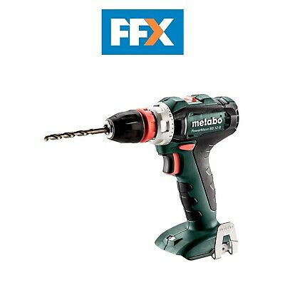 Metabo 601037840 12v Li-ion Quick System Drill/Driver Bare Unit In Metaloc • 100.80£
