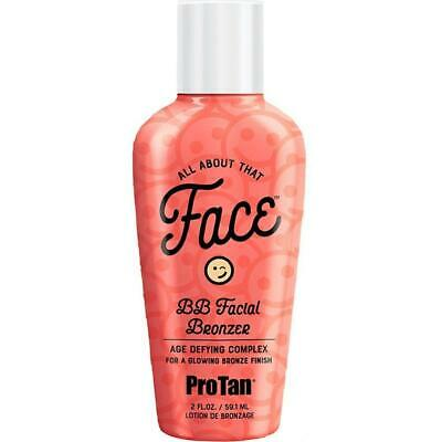 Pro Tan Flawless Faces Fragrance Free Tanning Facial Cream With Aloe Vera - 59ml • 8.08£