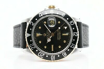 $ CDN10679.60 • Buy Rolex GMT Master 1675 Stainless Steel/Gold