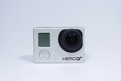 $ CDN63.16 • Buy GoPro HERO 3+ BLACK EDITION 4K ACTION CAMERA (NOT TURNING ON & NO BATTERY+COVER)