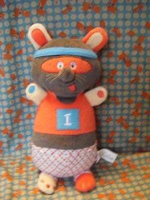 Latitude Enfant Soft Toy  Mouse ? Racoon ?  13  Approx (B68) • 9.99£