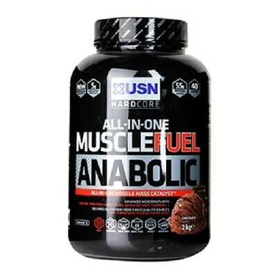 £29.99 • Buy USN Muscle Fuel Anabolic All In One 2kg