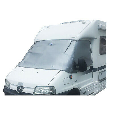 Motorhome External Thermal Cab Screen Ducato Boxer 1994 - 2005 Windscreen Cover  • 93.99£