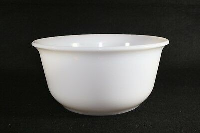 $22.92 • Buy Vintage GE General Electric Stand Mixer Milk Glass Mixing Bowl Very Heavy