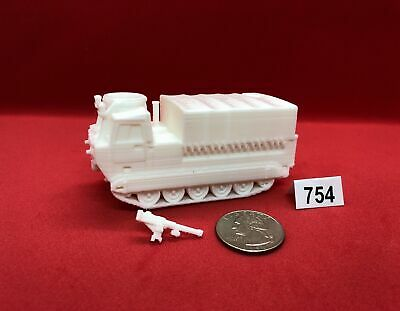 $37.10 • Buy M548 CARGO CARRIER CLOSED W/ MG ~ USA 3D PRINTED ~ 1/72 1/87 1:100 SCALE *754