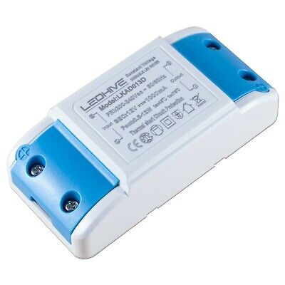 DIMMABLE LED Driver 12W - Triac SMOOTH Dimming  - 2 Year Warranty! • 9.50£