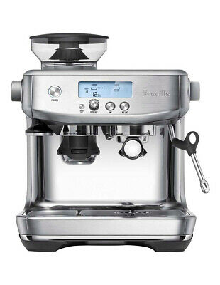 View Details Breville The Barista Pro Coffee Machine: Brushed Stainless Steel BES878BSS • 899.00AU