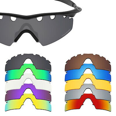 $19.99 • Buy Best Anti-salt Replacement Lens For-Oakley M Frame Strike Vented Polarize Etched