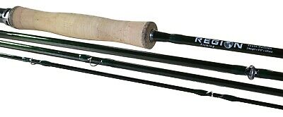 $ CDN164.58 • Buy South Holston 5wt 9' 4pc Fly Fishing Rod W/case - Medium-Fast - Region Fishing
