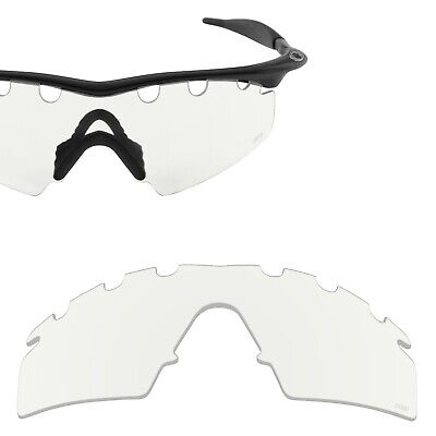 $15.99 • Buy LO Anti-seawater Clear Lens Replacement For-Oakley M Frame Strike Vented