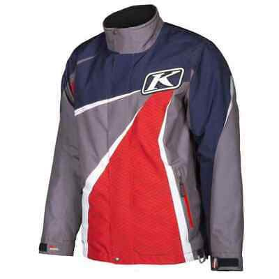 $ CDN325.85 • Buy Klim Kaos Insulated Mens Snowmobile Parka Cold Weather Winter Jackets Red 2XL